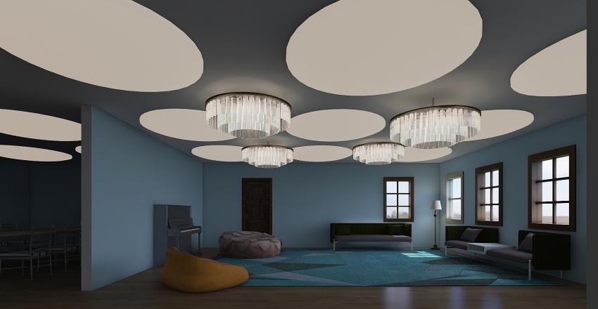 Nick T RMH Interior Design Render