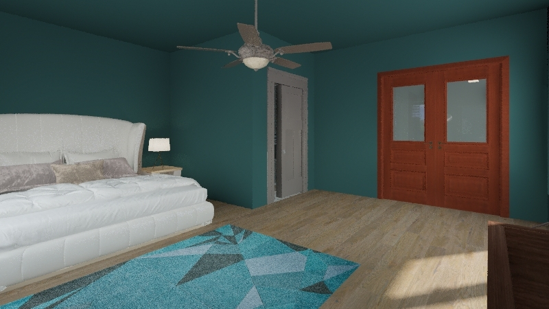 Ronald Mcdonald House Interior Design Render