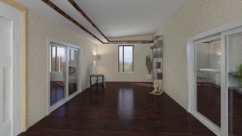 Perfect Parenting Home Interior Design Render