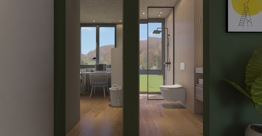 Casa! Interior Design Render