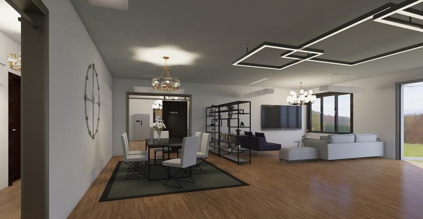 Isabella Be. RMH Interior Design Render