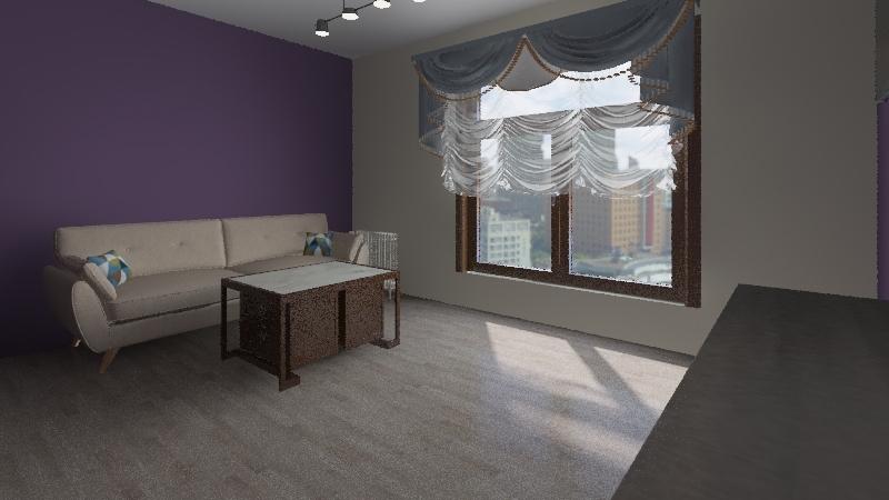 pokojprojekt1 Interior Design Render