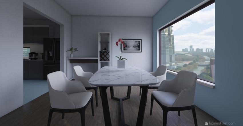 Design Portfolio Interior Design Render