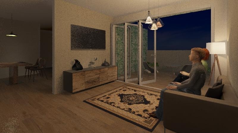 partemen Interior Design Render