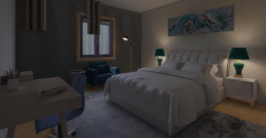 YERMES CASTRO Interior Design Render