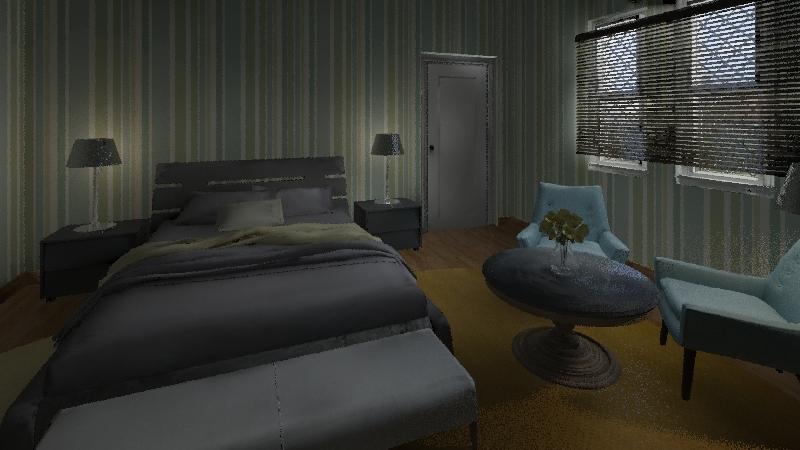 Cool house Interior Design Render