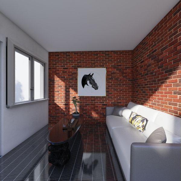 DUCK1 Interior Design Render
