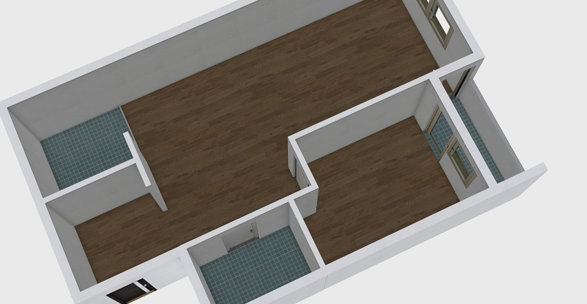 46664 Interior Design Render