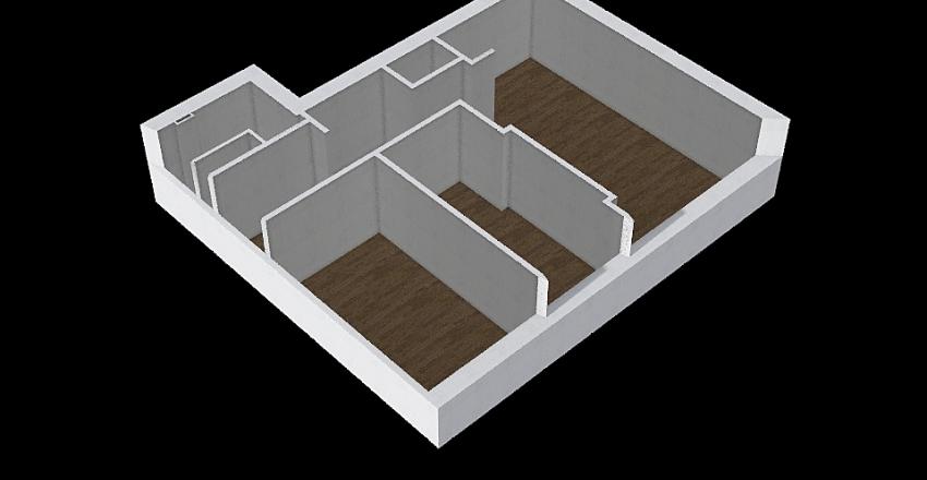 REPUBLIK_flat_plan Interior Design Render