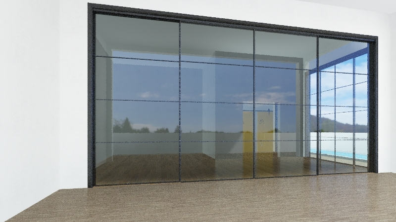 FLORENTIN ROOF  Interior Design Render