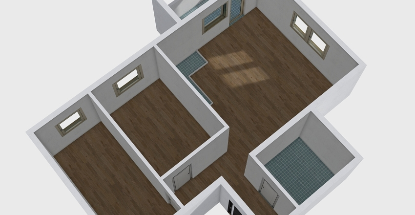46668 Interior Design Render