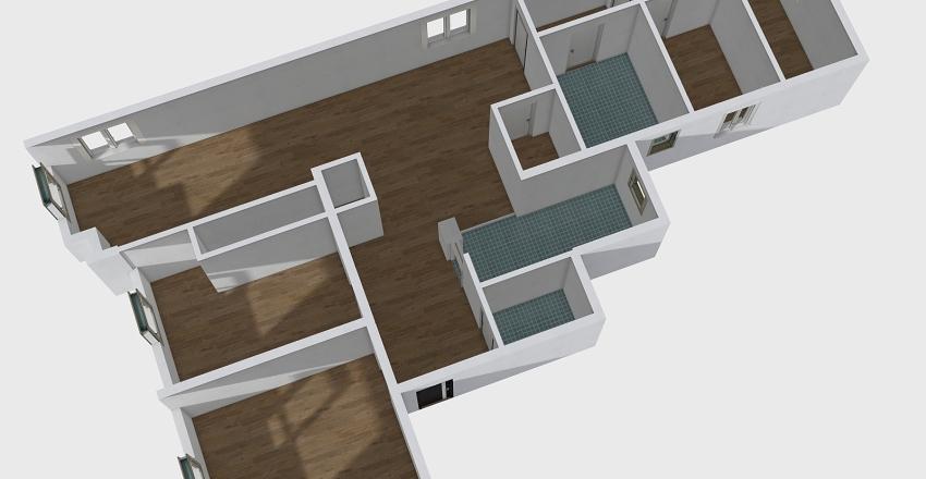 44455 Interior Design Render