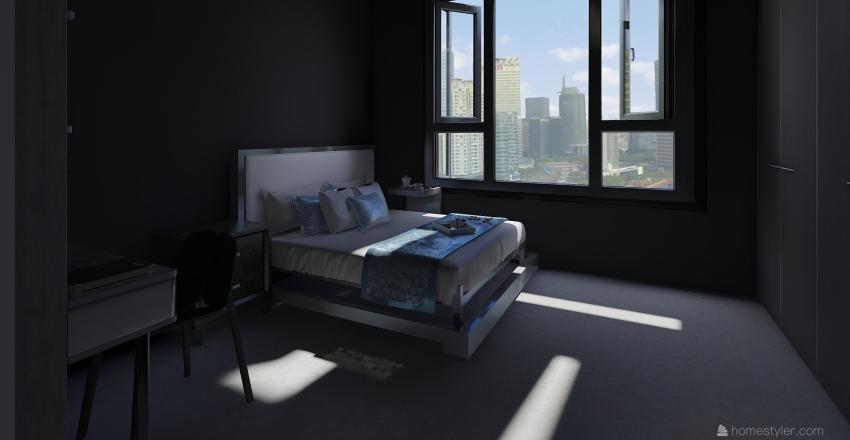 apartment 14 Interior Design Render