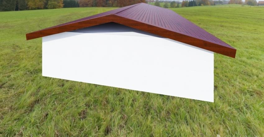 Jacob's Cabin Interior Design Render