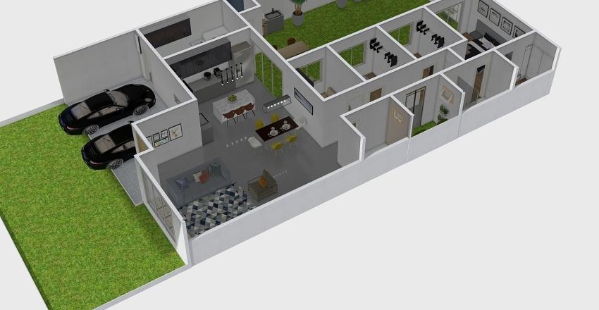 Casa Nova V9 Interior Design Render