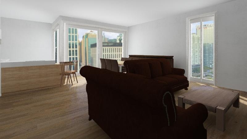 laurier Interior Design Render