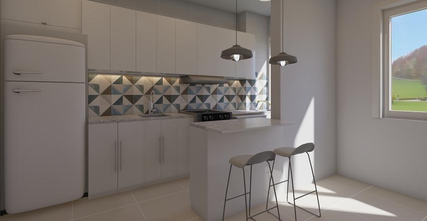 KILMA FABIA Interior Design Render