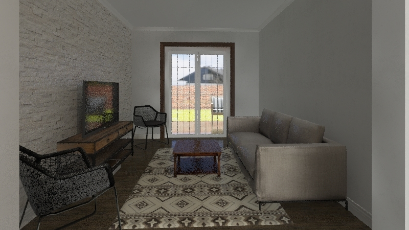 Casa Jardin del Mar3 Interior Design Render