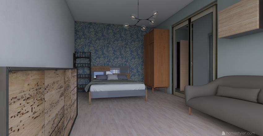 Raspletina Interior Design Render