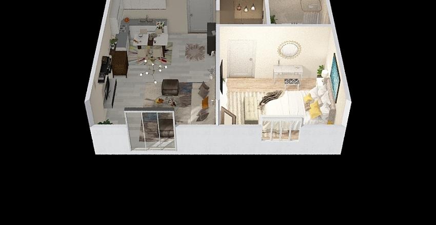 roka Interior Design Render