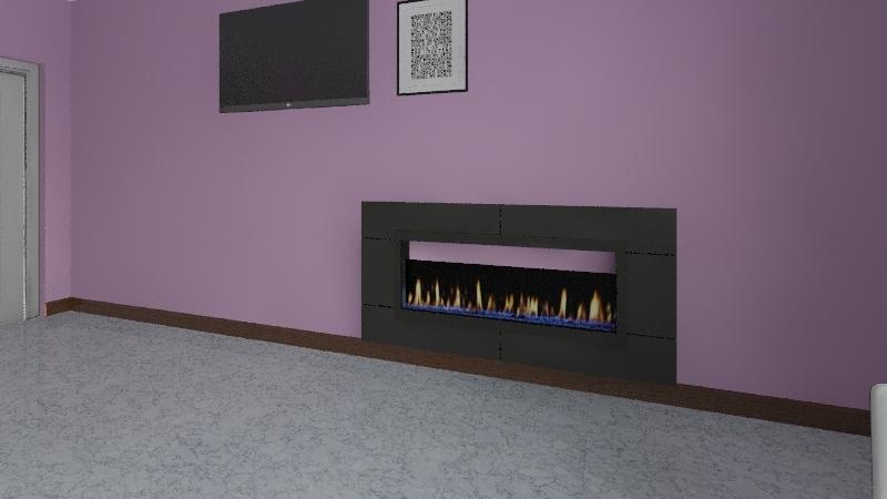 afnan Interior Design Render
