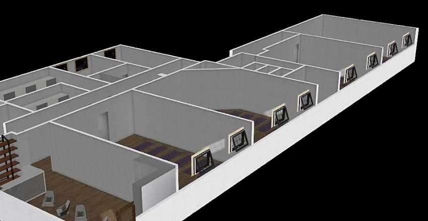 Pine Interior Design Render