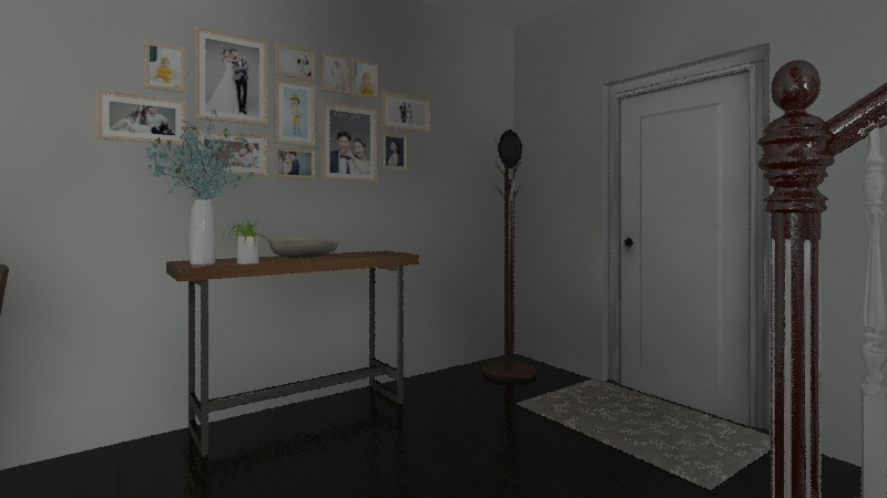 Final Project Interior Design Render