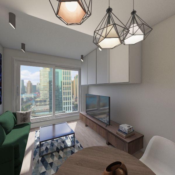 3eerw Interior Design Render
