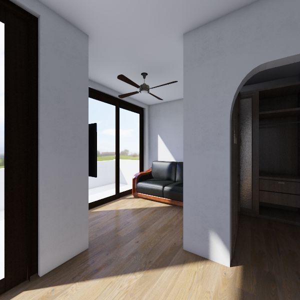 Diamante 48 Susi amueblada Interior Design Render