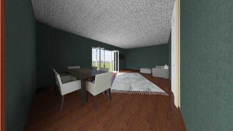 Valentini Dennys Interior Design Render