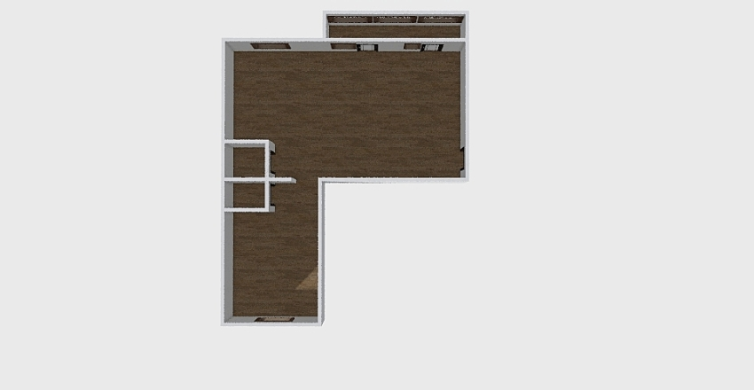 3-комн_0231 Interior Design Render