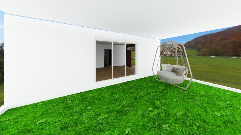 Bastianello Iris Interior Design Render