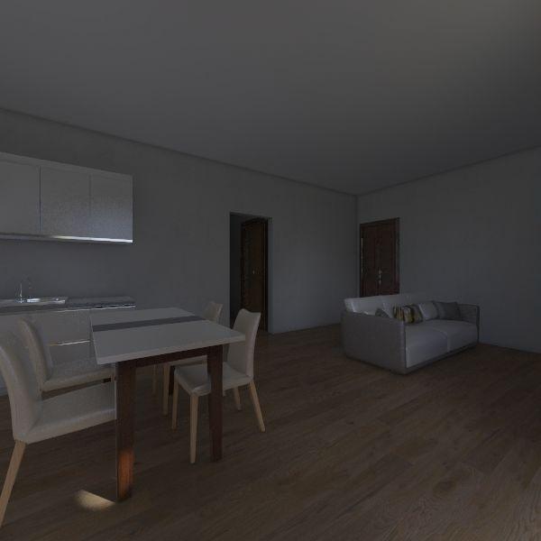 Mirco Sola Interior Design Render