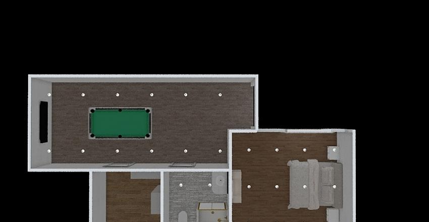 M.sabakawy Interior Design Render