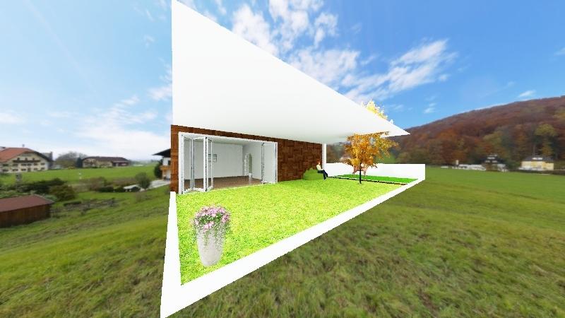 Mattia Calefato Interior Design Render