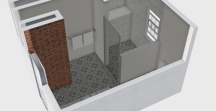Cedarcroft Interior Design Render