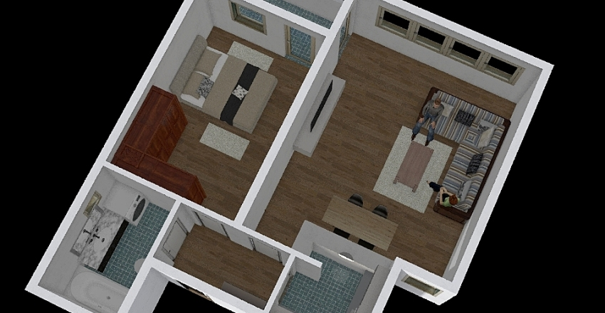 46301 Interior Design Render