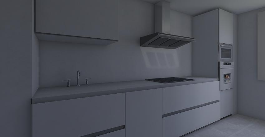 Blocky kitchen porc2 Interior Design Render