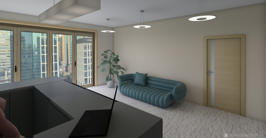 ererer Interior Design Render