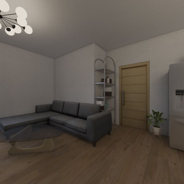 Loft1 Interior Design Render