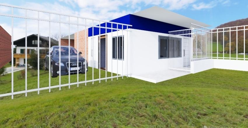 PARQUEADERO TCC Interior Design Render