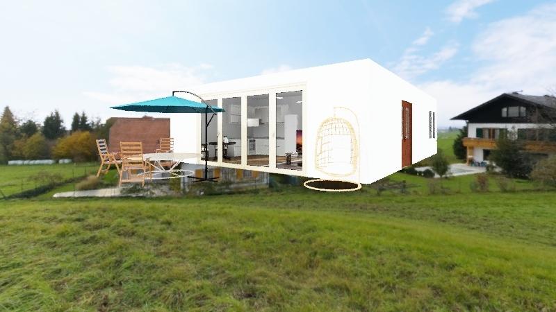 alice pegoraro Interior Design Render