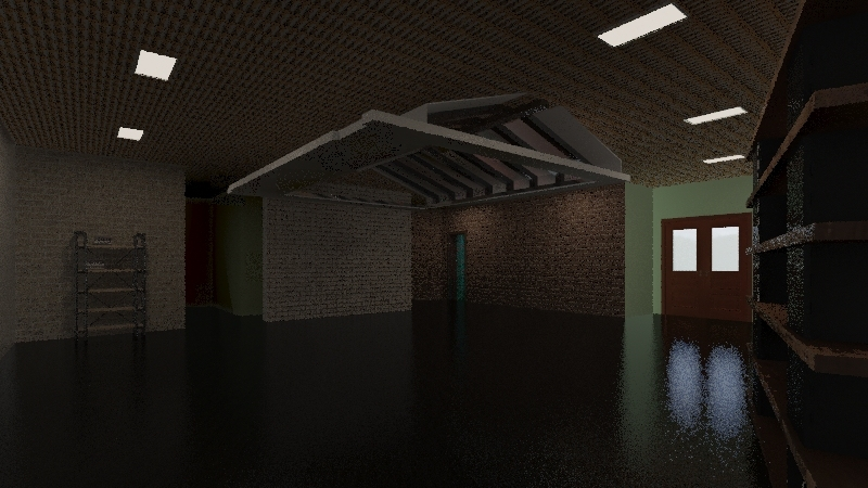 hada Interior Design Render