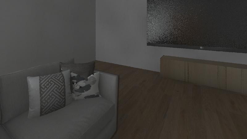 งานบ้าน1 Interior Design Render
