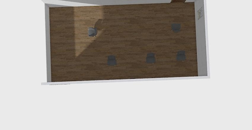 تخطيط المكتب Interior Design Render
