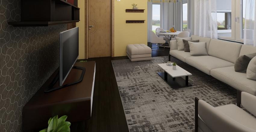 Genova III Render Interior Design Render