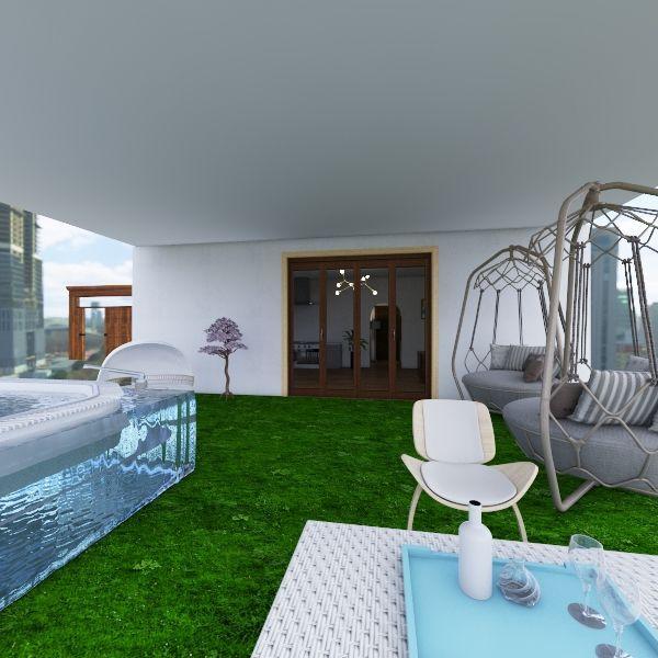 Giuseppe Paparella Interior Design Render