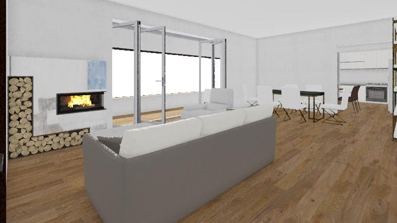 Leonardo Frank Interior Design Render