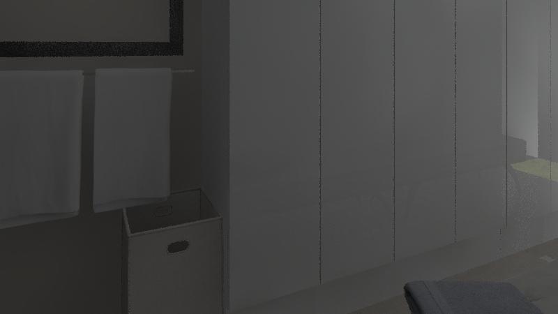 медицина Interior Design Render