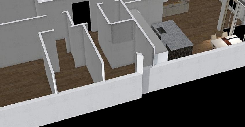 Tower73 Interior Design Render